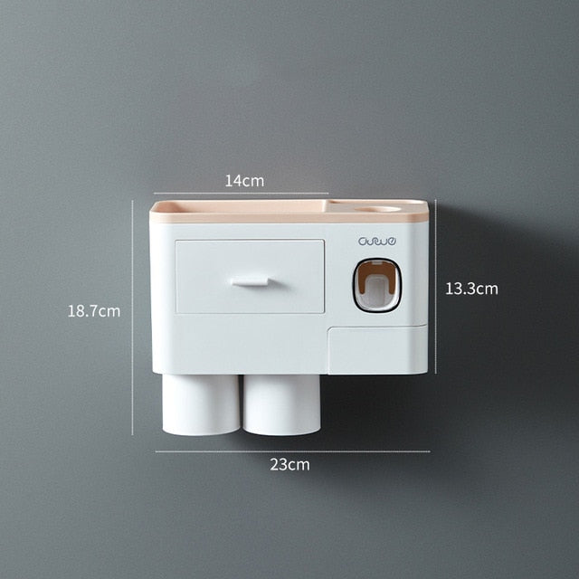 Magnetic Toothbrush Holder
