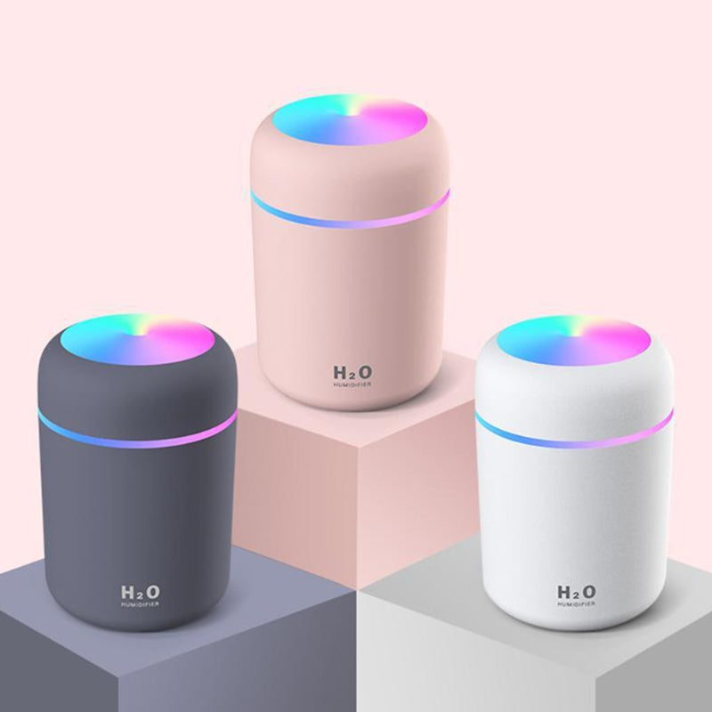USB Portable Air Humidifier
