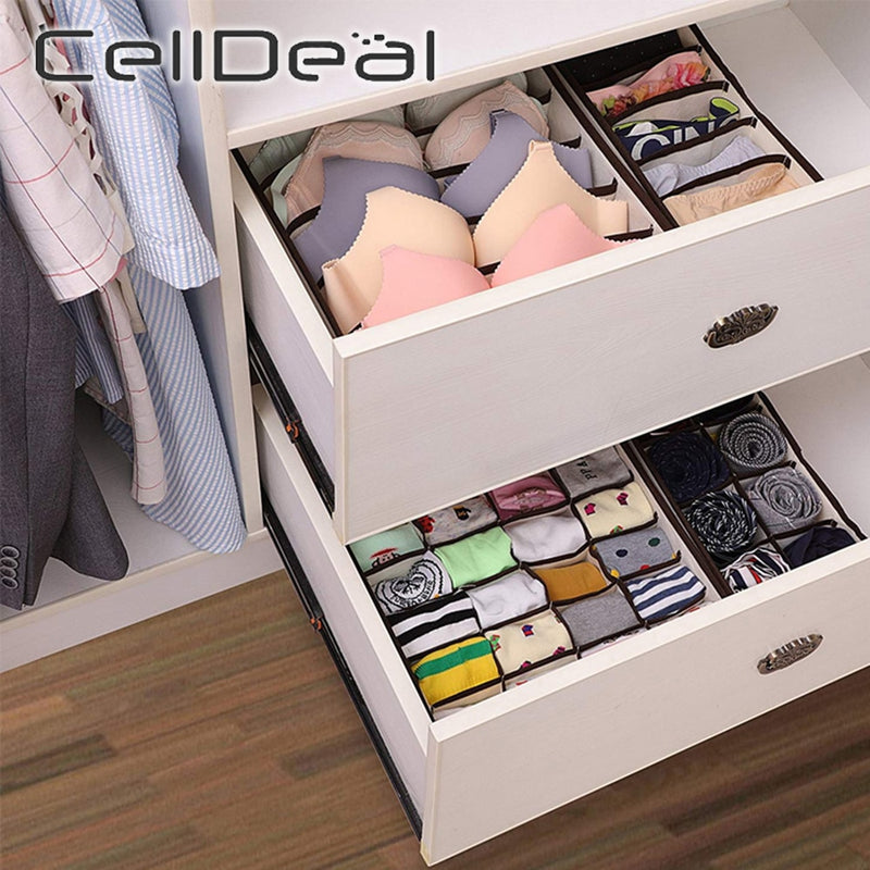 Foldable Storage Organizer Box