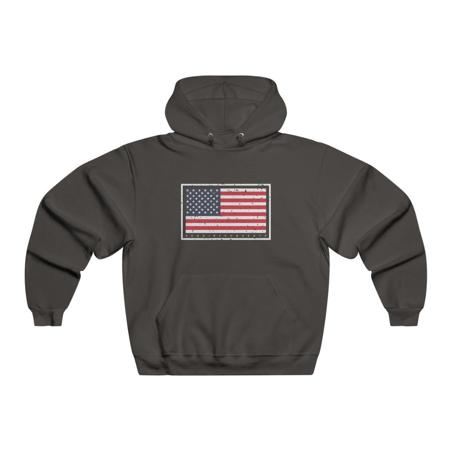 RDC - Flag - Hooded Sweatshirt