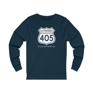 RDC - LA FREEWAY - Long Sleeve Tee