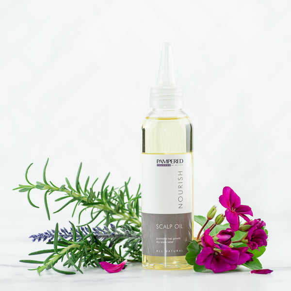 NOURISH - Scalp Oil