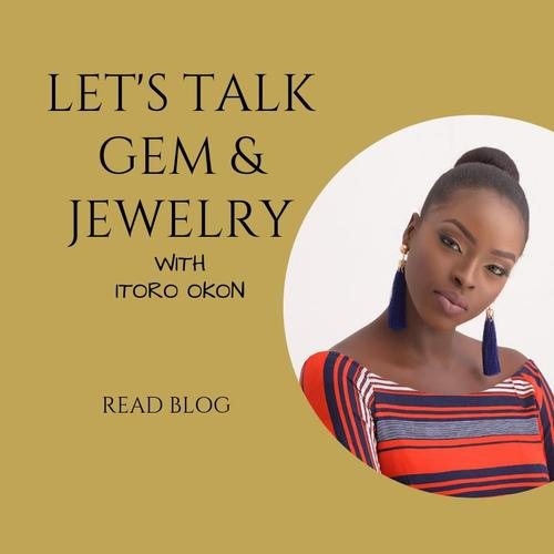 Jewelry by Itoro Okon | Handmade African Jewelry
