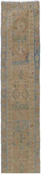 KHARRAZI KILIM HALL RUNNER 1