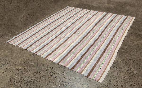 VINTAGE TURKISH JAJIM KILIM 3