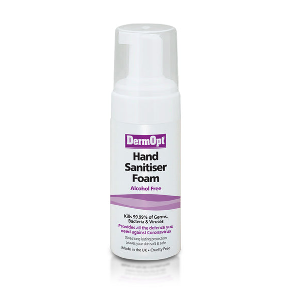 Hand Sanitiser Foam<br />100ml