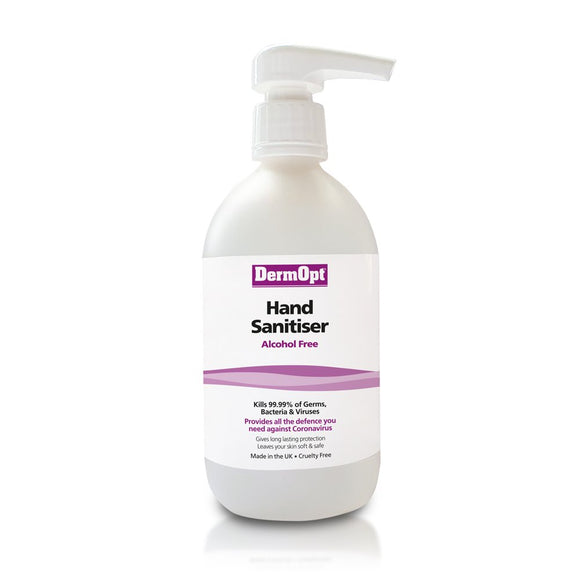 Hand Sanitiser<br/>500ml