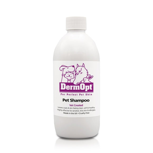 Dog Shampoo<br/>500ml