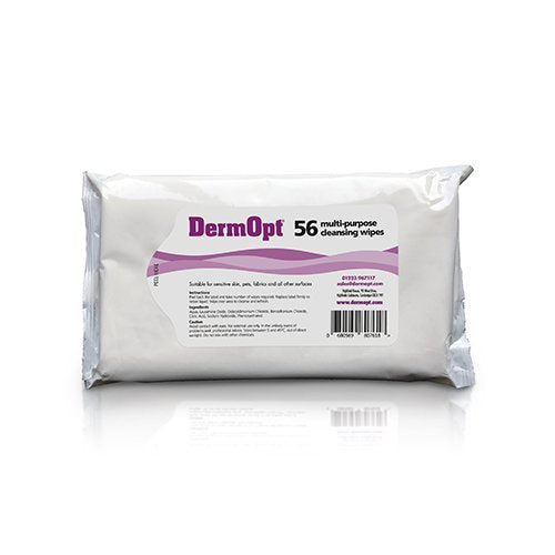 Multi Purpose Cleansing Wipes<br/>(56 Pack)