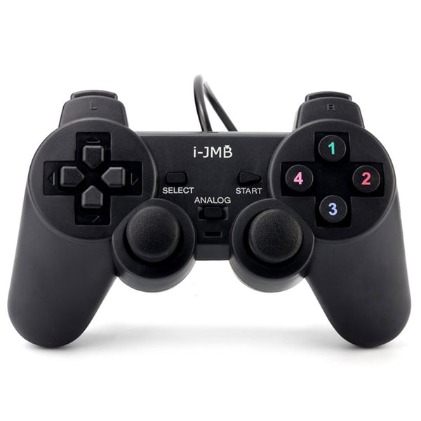 Gamepad i-JMB, compatibil PC, PS3