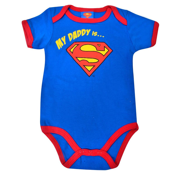 Body Bebelus Superman