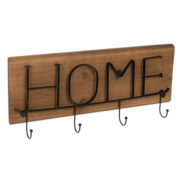 Cuier Decorativ Vintage lemn, Home