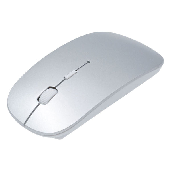 Mouse optic wireless, Silver