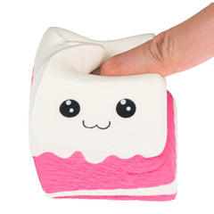 Jucarie antistres Squishy, Cutie lapte