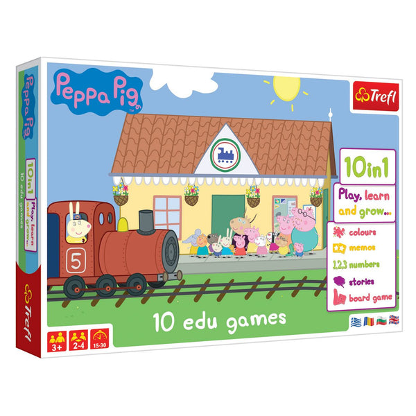 10 Jocuri Educative Peppa Pig