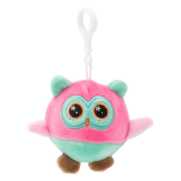 Breloc Squishy Bufnita Plus