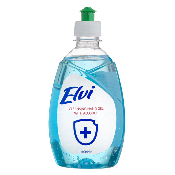 Gel Dezinfectant cu alcool etilic 400ml