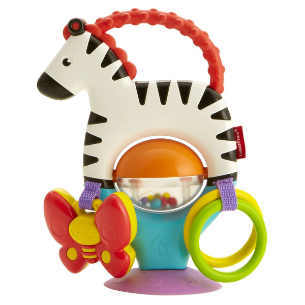 Zebra cu activitati, fisher price