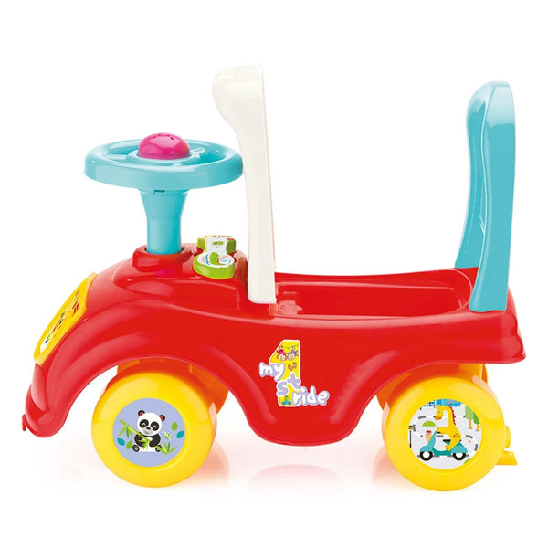 Masinuta Ride-on Fisher Price, Prima mea masinuta hazlie