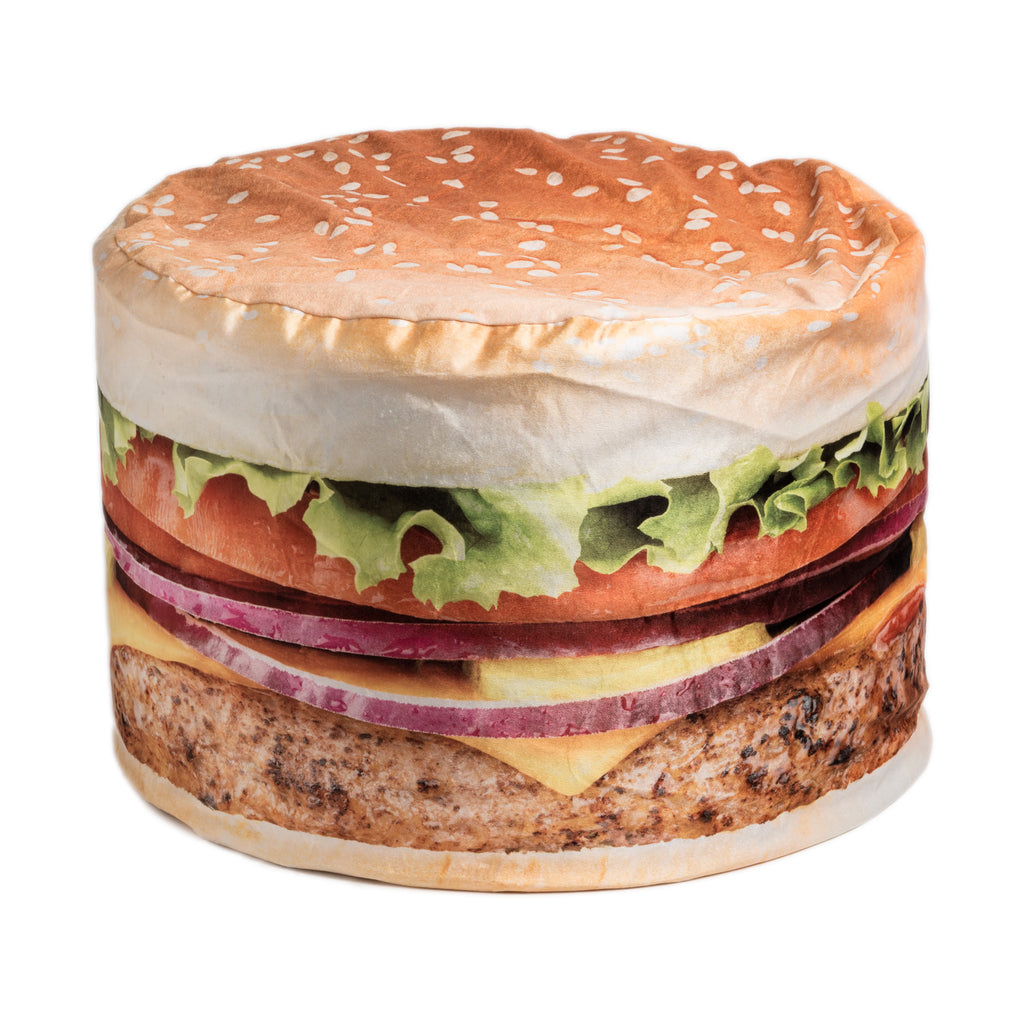 Cool Hamburger Beanbag Gmtry Best Dining Table And Chair Ideas Images Gmtryco