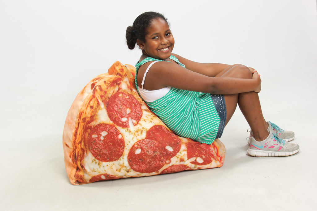 Pizza Beanbag