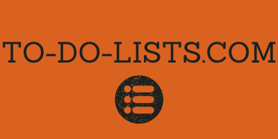 TO-DOLISTS.COM LOGO