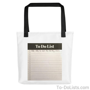 2001 A Space Odyssey Tote Bag-Tote Bags-To-DoLists.com