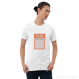 Don't Stop Believin' T-Shirt-T-Shirts-To-DoLists.com