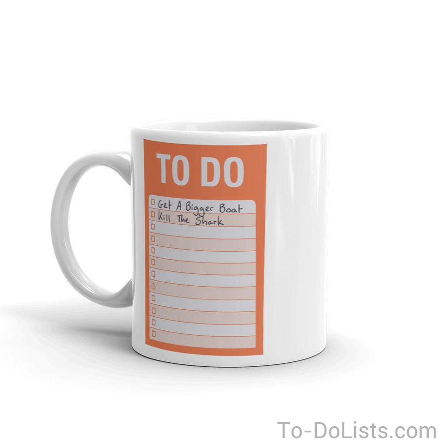 Jaws Coffee Mug-Mugs-To-DoLists.com