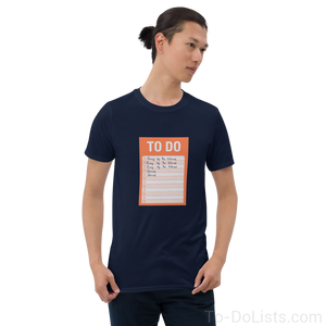 Pump Up The Volume T-Shirt-T-Shirts-To-DoLists.com
