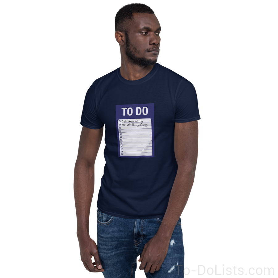 The Shawshank Redemption T-Shirt-T-Shirts-To-DoLists.com