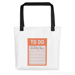 The Shawshank Redemption Tote Bag-Tote Bags-To-DoLists.com