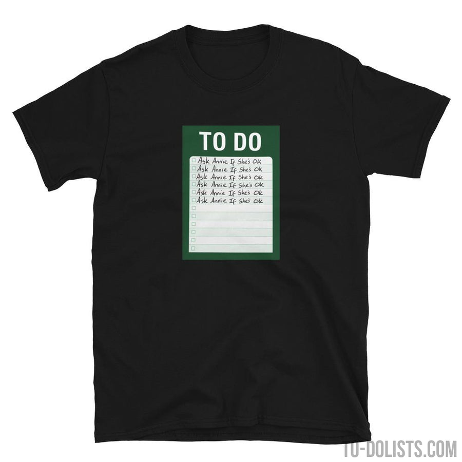 Michael Jackson T-Shirt-T-Shirts-To-DoLists.com