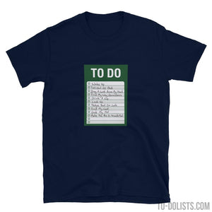 The Beatles T-Shirt Green-T-Shirts-To-DoLists.com