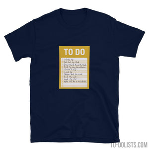 The Beatles T-Shirt Yellow-T-Shirts-To-DoLists.com