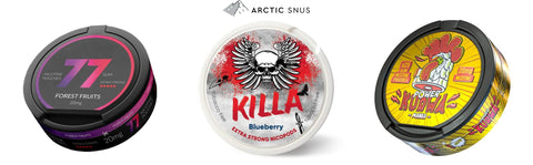 Fruity Mix! - Arctic Snus