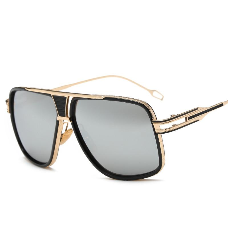 MuseLife -  Grandmaster Square Driving Sunglasses