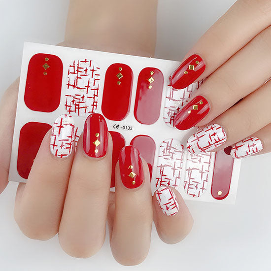 Exceptional Gel Nail Wraps