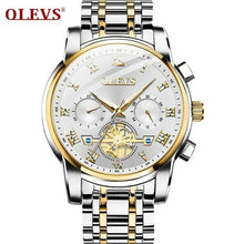 Load image into Gallery viewer, OLVES Men's Business Fashion Chronograph Watch