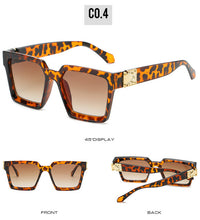 Load image into Gallery viewer, GIAUSA Vintage Plus Sized Polarized Women's Sunglasses