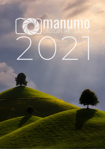 Landscapes 2021 Photo Calendar manumo-photography.