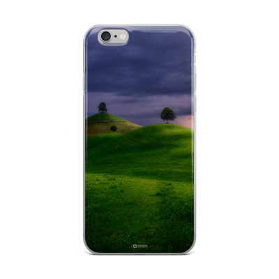 iPhone Case - The Hills manumo-photography.