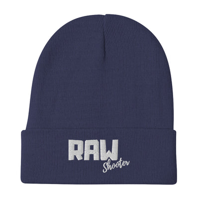 RAW Shooter Beanie manumo-photography.