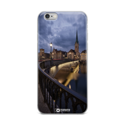 iPhone Case - April in Zurich manumo-photography.
