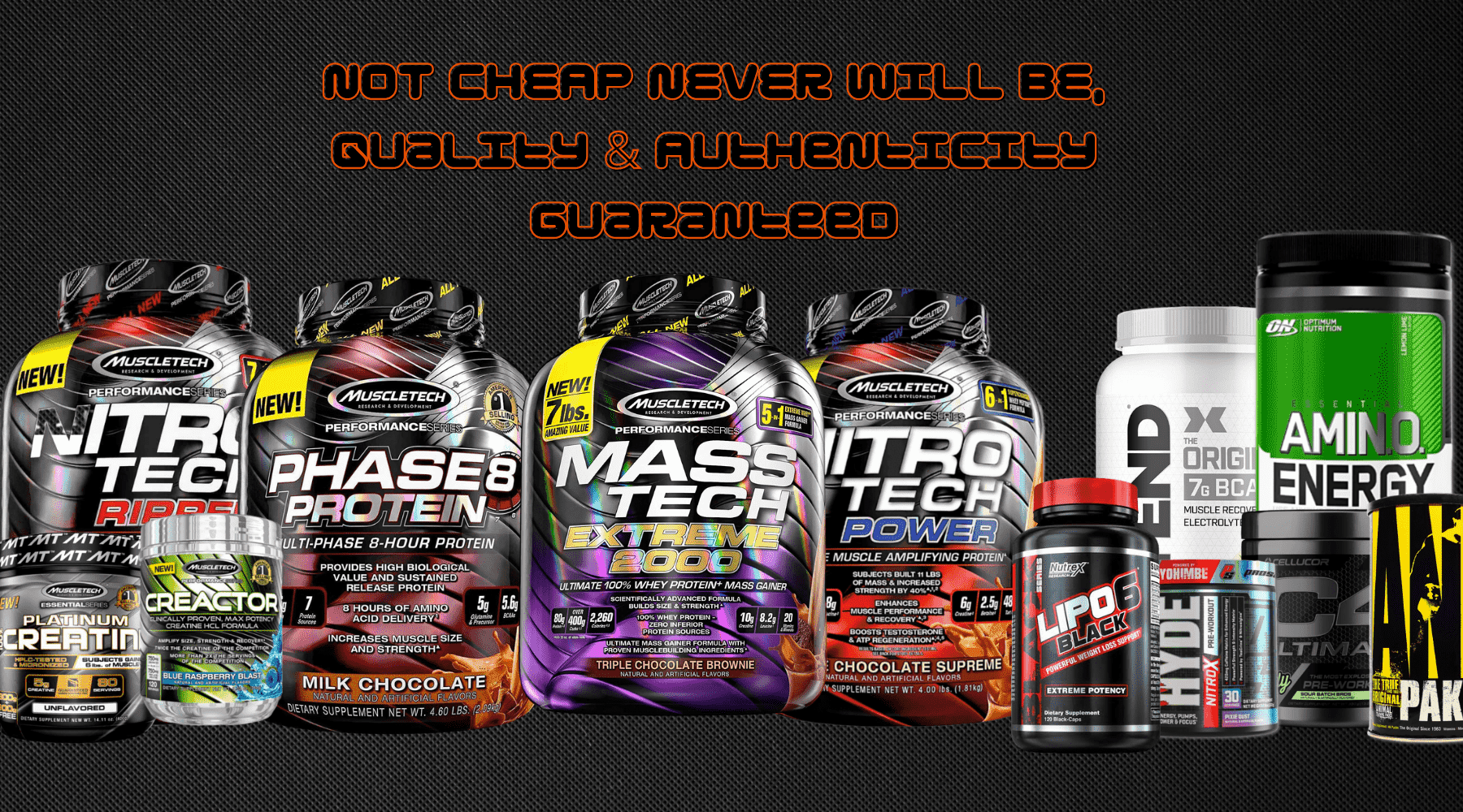 Shop For Fitness and Nutrition Supplements Online in Pakistan, ONLY from Optimum Being