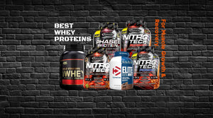 Buy Whey Protein Supplements in Pakistan, Optimum-Being