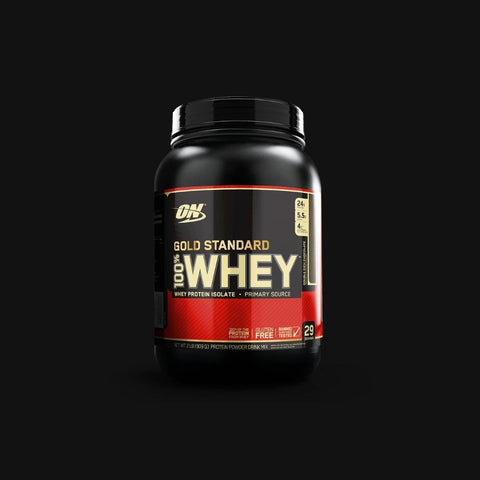 Shop 100% Gold Standard Whey Protein online in Pakistan, Optimum-Being