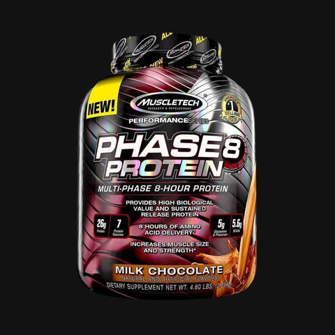 Shop Phase-8 Whey Protein Blend online in Pakistan, Optimum-Being
