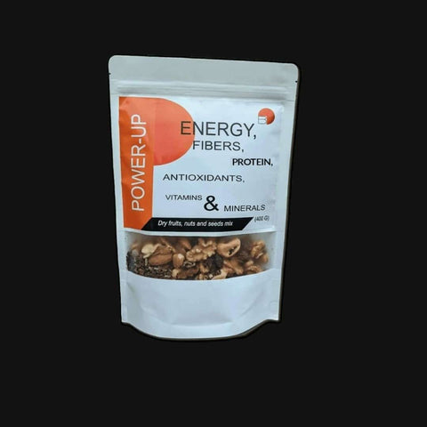 Shop PowerUp - Super Foods Mix online in Pakistan, Optimum-Being