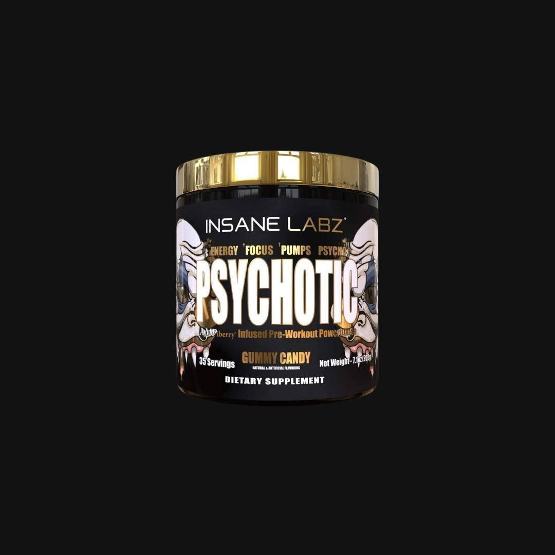 Shop Psychotic Gold with AMPiberry online in Pakistan, Optimum-Being